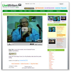 Livewriters website